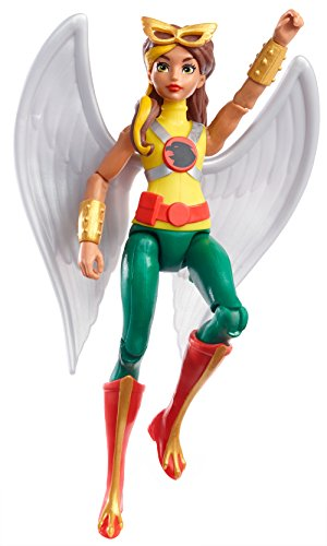 DC Super Hero Girls Hawkgirl Figure, (All Girl Super Heros)