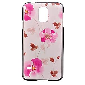 JOEBeautiful Ultrathin Coloured Drawing or Pattern PC Hard Case for Samsung Galaxy S5 I9600