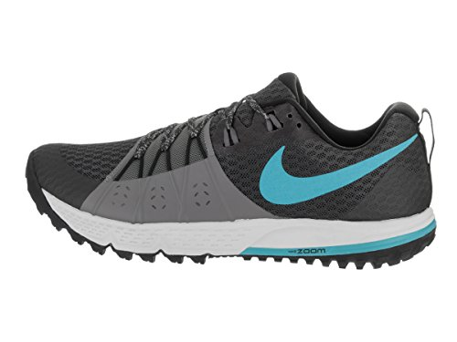 Chaussures Running 2017 de Anthracite WMNS Grey Fury NIKE Cool Free Femme RN Blue AnfF6q