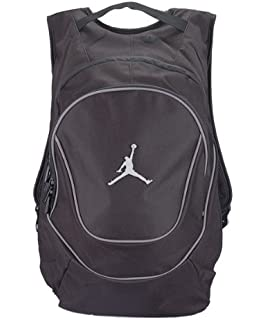 Nike Air Jordan Jumpman Black Book-Bag BackPack 9A1118-804 Size O/S