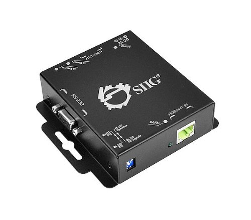 Siig CE-H21T11-S1 HDMI Over Single CAT5E With RS-232 & IR...
