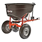 Broadcast Spreader, 130 lb., Tow Handle