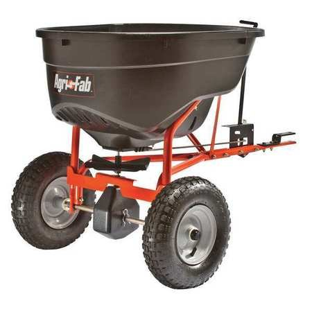 Agri Fab Tow Broadcast Spreader (Broadcast Spreader, 130 lb., Tow Handle)
