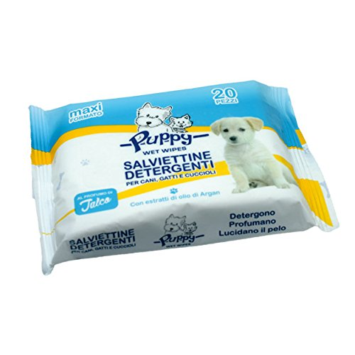 Idrofil Toallitas Limpiadoras Multiusos para Perros (24 Paquetes DE 20 Unidades): Amazon.es: Productos para mascotas