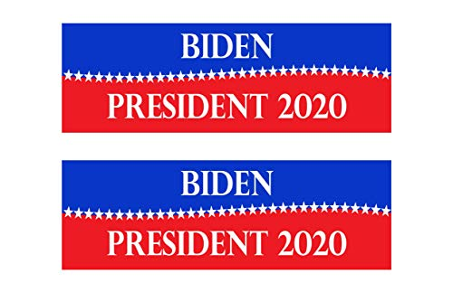 - Joe Biden for President Bumper Sticker 2020 Elections | Pack of 2 Stickers 6
