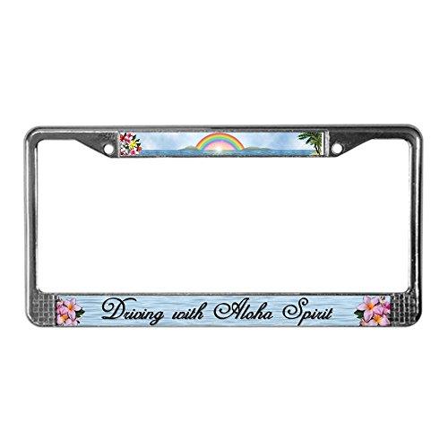 CafePress - License Plate Frame