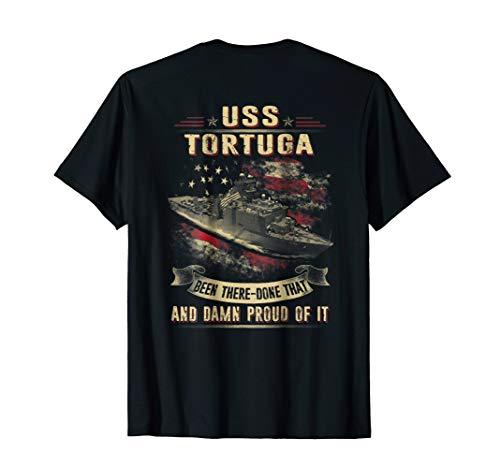 (Navy USS Tortuga (LSD-46) T-Shirts)