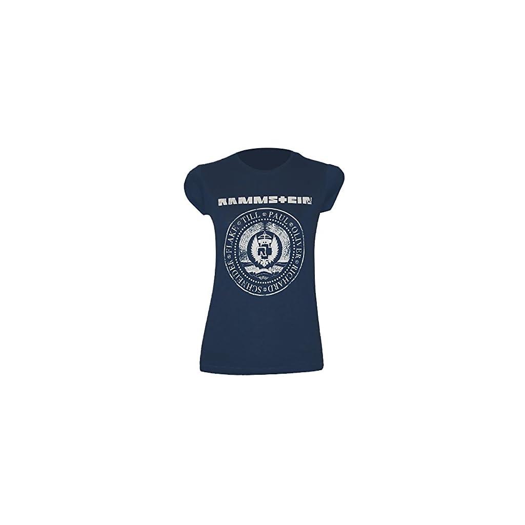 """'Rammstein, camiseta de est. 1994"""""""
