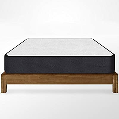 Quatro Memory Foam Mattress - Sleeps cool PlexAir Memory Foam - 100 Day Guarantee - CertiPur US Certified
