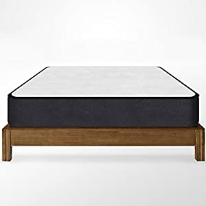 "Quatro Memory Foam Mattress - Sleeps cool PlexAir Memory Foam - 100 Day Guarantee - CertiPur (King (76"" x 80""))"