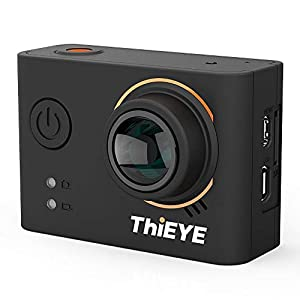 IainStars ThiEYE T3 2.0 inch Touch Screen Action Camera 4K/24fps 170 Degree Sports DV