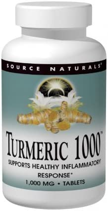 Turmeric 1000 mg Supports The Body s Healthy Inflammatory Response – 60 Tablets