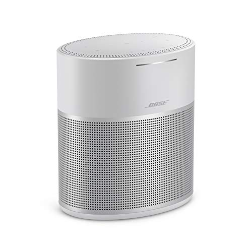 Bose Home Speaker 300, with Amazon Alexa built-in, Silver (Best Cheap Home Speakers)