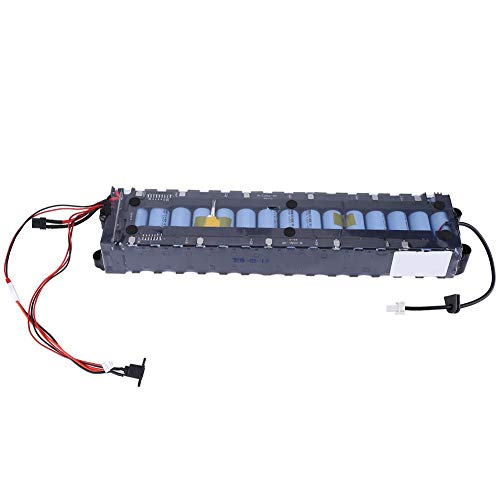 36v Battery Rechargeable - Bnineteenteam E-Bike Replacement Battery,Rechargeable 36V 6.6AH Lithium Battery for Xiaomi E-Bike