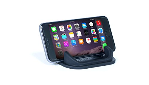 Sticky Pad Roadster MINI Smartphone Dash Mount. No sticky adhesives and leaves behind no residue. Removable and reusable.