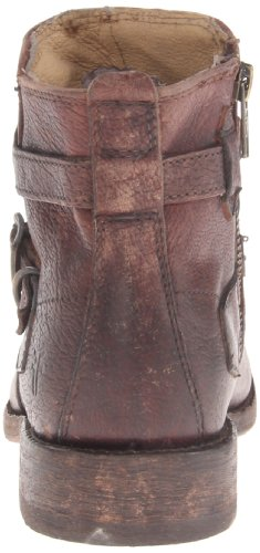 Jayden Dark Frye para Botines Brown Mujer 76785 Cross dFwqXxwn1