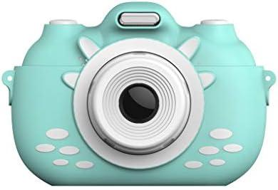 [해외]Child Camera Toys Gift for Girls Boys BabyKids Children`s 3in Display Child Camera HD 2800W Double Shot Touch Screen WiFi Digital for Toddlers 1-10 Years Old Boys Girls Toy Gift (Blue) / Child Camera Toys Gift for Girls Boys BabyKi...