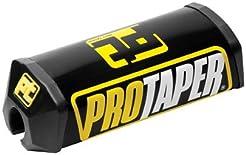 ProTaper 2in. Square Bar Pad - Black/Bla...