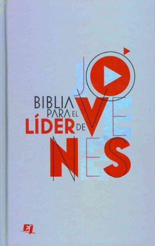 nvi-biblia-para-el-lider-de-jovenes-niv-bible-to-the-youth-leader-spanish-especialidades-juveniles-n