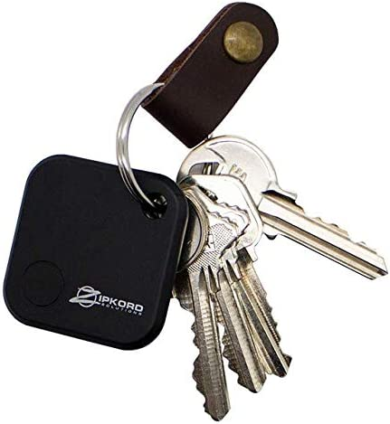 Zipkord Bluetooth Key and Luggage Finder Real-Time Tracking with GPS and App Control