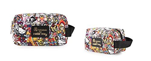 Hello Kitty Cosmetic Pouch tokidoki