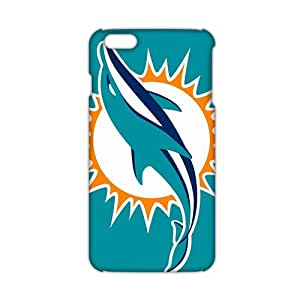 Wish-Store Miami Dolphins (3D)Phone Case for iPhone 6plus Kimberly Kurzendoerfer