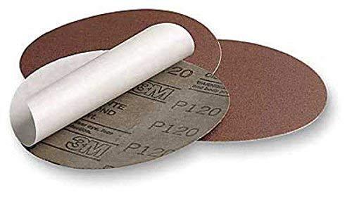 (3M(TM) Stikit(TM) Cloth Disc 202DZ, 6 in x NH P150 J-weight, 50 per inner)