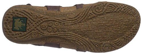 El Naturalista Femme N413 Wakataua Sandale Plate Marron