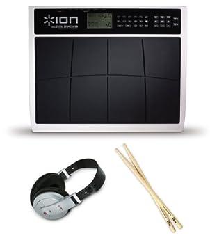 Ion Audio iED04 escritorio Electronic Drum Pad: Amazon.es: Instrumentos musicales