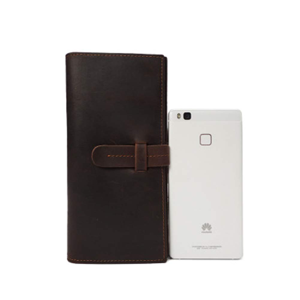 Mens bag wallet 2019 new leather mens wallet clutch bag long mens long wallet