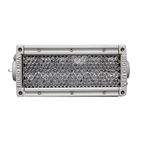 (Rigid Industries 80651 M-Series 6 Marine LED Light Bar Diffused Lens Car Accessories)