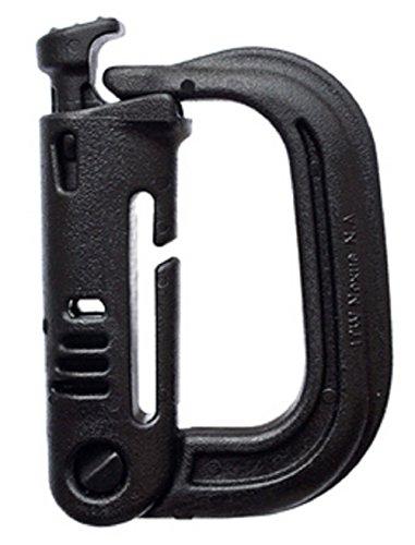 FMS Tactical GrimLoc Locking MOLLE Carabiner (4 (Grimloc Carabiner)