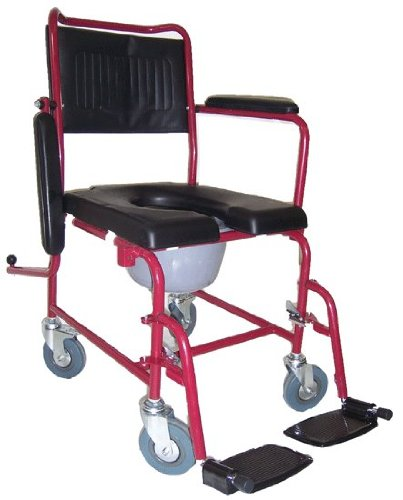 shower wheelchair overview   - SUPPORTING FAMILY AND CAREGIVERS