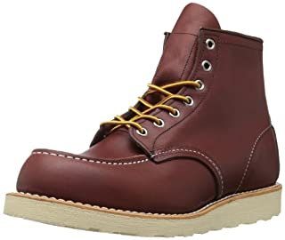 Red Wing Heritage Men's Classic Work 6-Inch Moc Toe Boot,Copper Worksmith, 13 D US (B007GO8QZ4) | Amazon price tracker / tracking, Amazon price history charts, Amazon price watches, Amazon price drop alerts