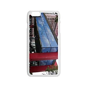 linJUN FENGBusy City Hight Quality Case for Iphone 6