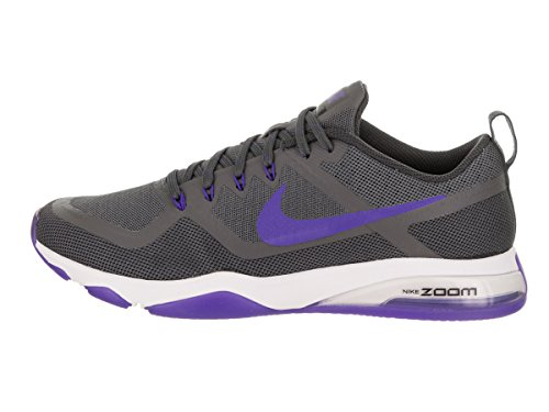 Training Black Persian Women's Shoe Air Nike Grey Fitness Violet Zoom Dark wIavTTxCq