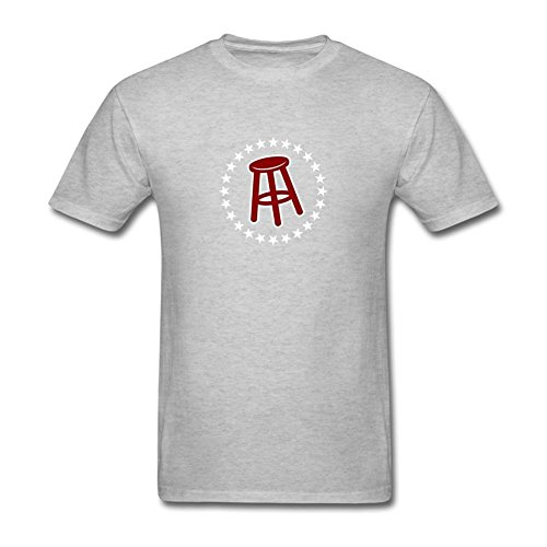 Z1ua5 Mens Barstool Sports Logo T Shirt M Colorname Tee