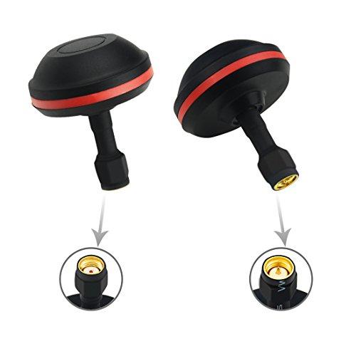 AKK Circular Polarized Mushroom Antenna
