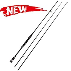Entsport2-Piece 7-Feet Graphite Spinning Rod, Medium Heavy with Two Top Pieces. Entsport Camo Legend 2-piece Spinning Rod continues the tradition of lightweight design and superior sensitivity with a renewed focus on strength. Strong and stru...