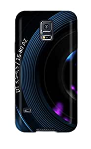 Tpu Case Cover For Galaxy S5 Strong Protect Case - Camera Design