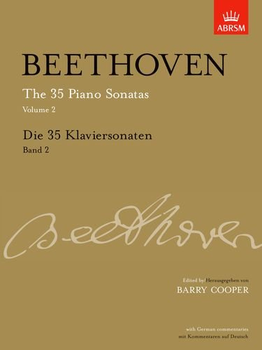 Die 35 Klaviersonaten, Band 2 (Signature Series (ABRSM)) pdf epub
