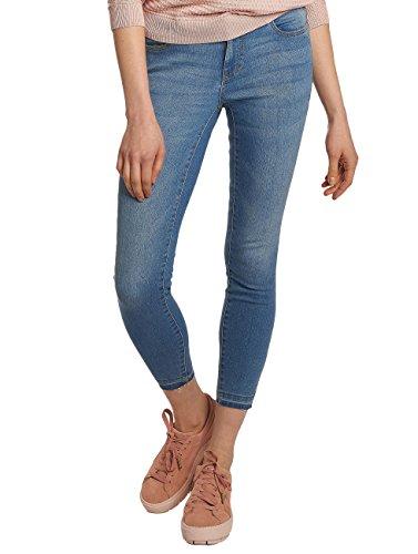 Blu Donna Jdyskinny De Slim Yong Jeans Fit Jacqueline 0RzqCwz