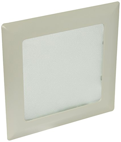 Lumapro Recessed Trim, Albalite Lens - (Square Recessed Trim)