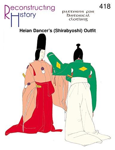 Japanese Shirabyoshi Dancer's Outfit