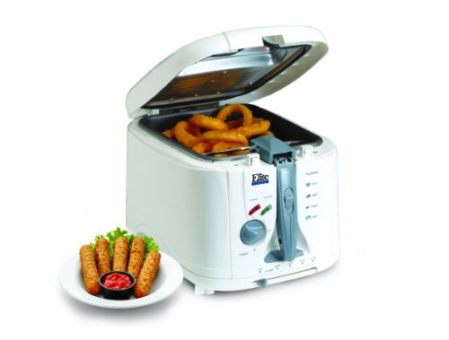 elite-cuisine-edf-888xt-maxi-matic-8-cup-cool-touch-deep-fryer-white