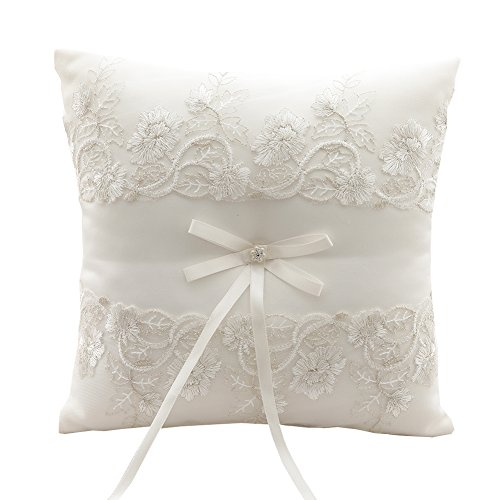 (Rimobul Wedding Ring Pillow 8.2
