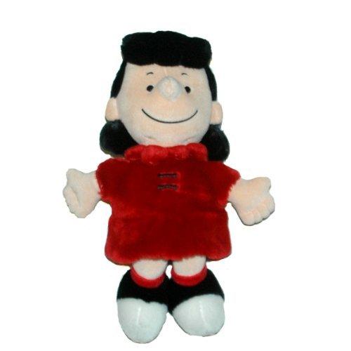 Peanuts   Lucy Van Pelt 12 Inch Plush Toy By Cedar Fair
