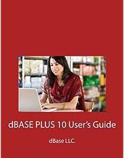 dBASE PLUS 10 User's Guide