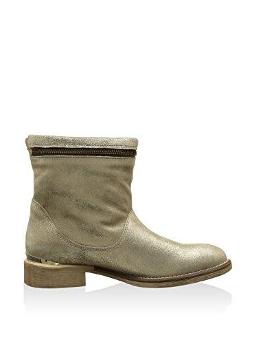 Guess botas de Casual Fl1tpi Sue10 Oro