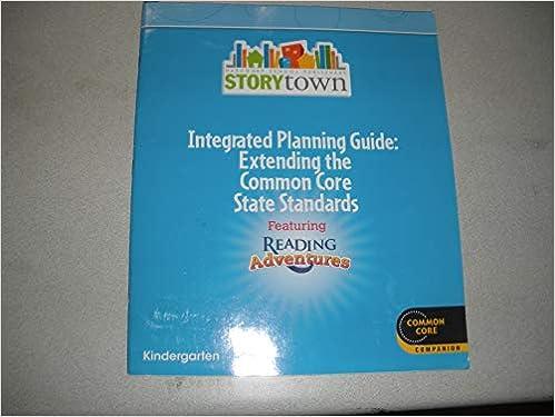 Houghton Mifflin Harcourt Storytown Reading